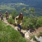 Uspon do vrha Kleka - samo za starije od 11