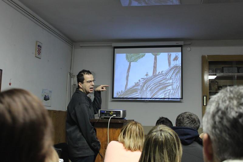 Primanje u Gojzeke 07.02.2012.