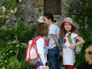 Lana, Leona i Emma